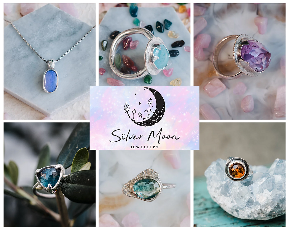 Silver Moon Jewellery Cornwall