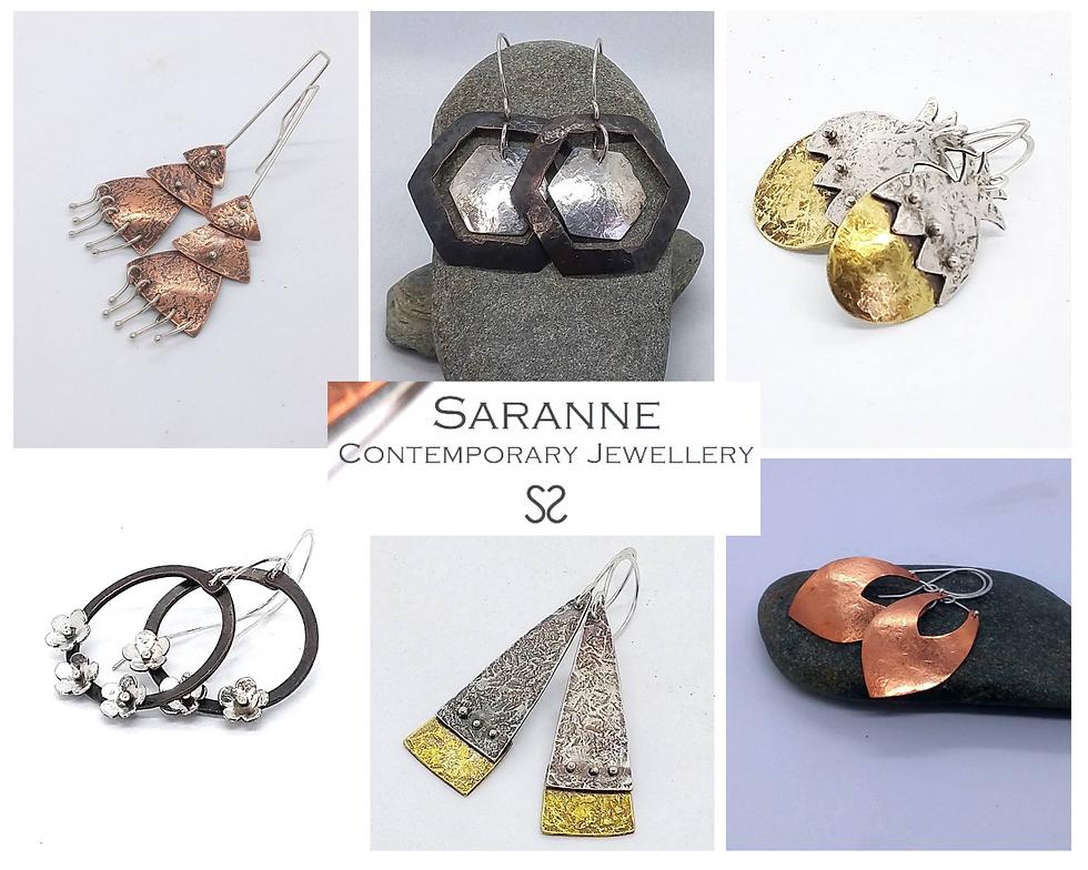Saranne Jewellery Cornwall