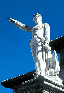 Txurruka estatua