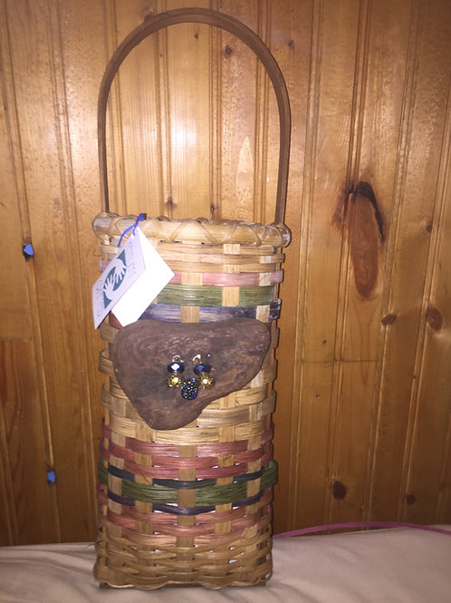InThe Wild Door Basket
