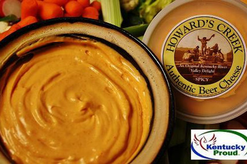 Howard Creek Authentic Beer Cheese