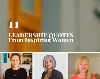 11 Leadership Quotes from Inspiring Women