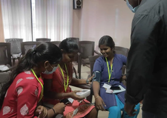 Hands on training in Medical Instrumentation in Chennai