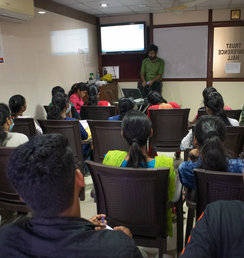 Medical devices and Electronics trainings in Chennai