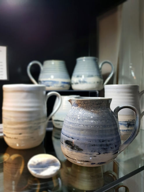 Sea Drift Pottery