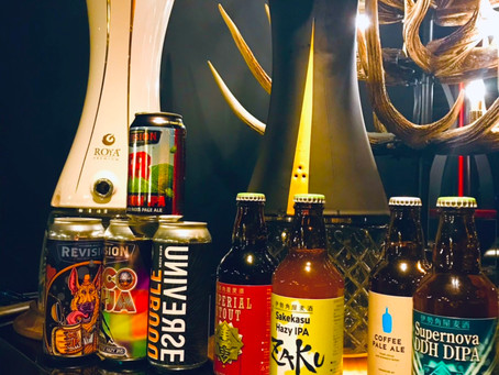 札幌シーシャ クラフトビール