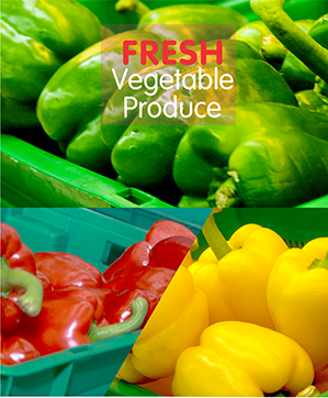 We source some of the best fresh produce locally and from far and wide. The freshest fruits and vegetables at low prices.