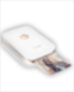 HP SPROCKET PHOTO PRINTER WHITE Z3Z91A.p