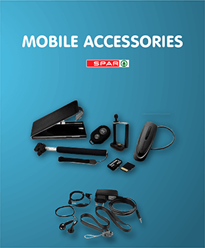Our Mobile Phone section is stocked with lots of fun and useless gadgets to improve your mobile experience and imrpess your friends. Stop by our stores and see the whole range.