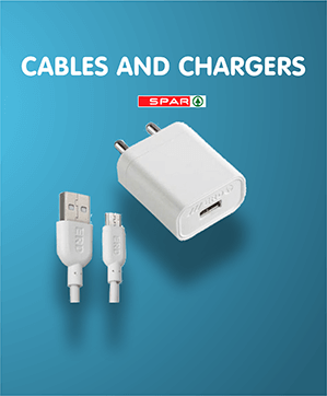 Need an extra cable or charger or need a replacement for your device? We've got your covered.