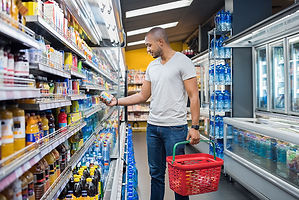 Our cold fridges are filled with your favorite beverages to grab and go, and our shelves are stocked for your bulk beverage needs. Whether its a party, or a cold drink in a hurry, SPAR has what you're looking for.