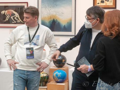 Art-Russia 2021:фотоотчет