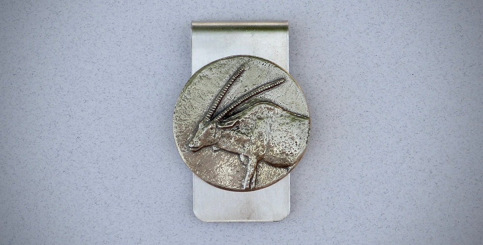 Oryx money clip