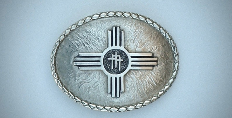 Las Cruces Buckle (Edition Closed)