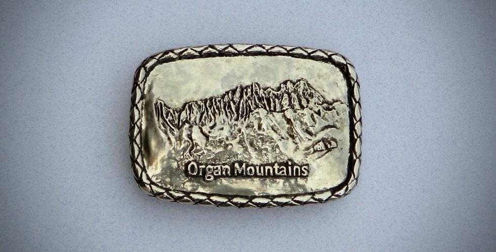 Organ Mountains Buckle