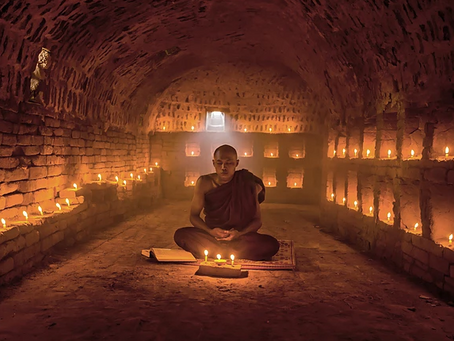 The five myths I'm about to bust on my first Vipassana