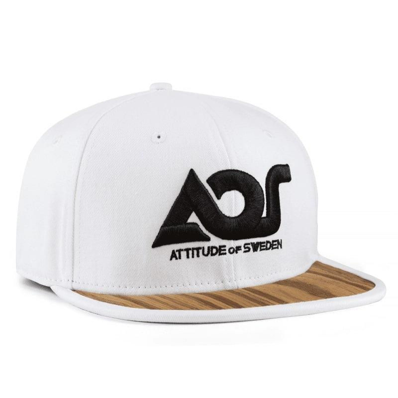 Attitudeof Sweden wooden snapback