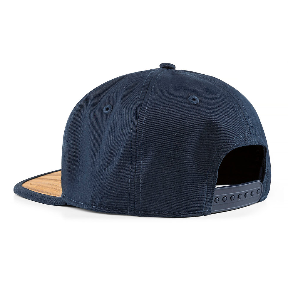 Raw Attitude wooden Cap
