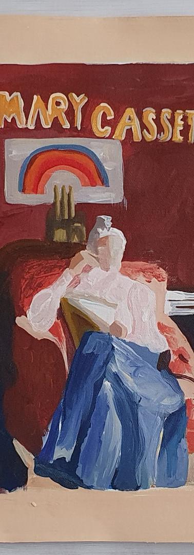 Mary Cassett