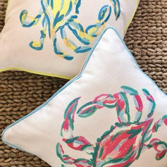 Sewing Down South Pillows