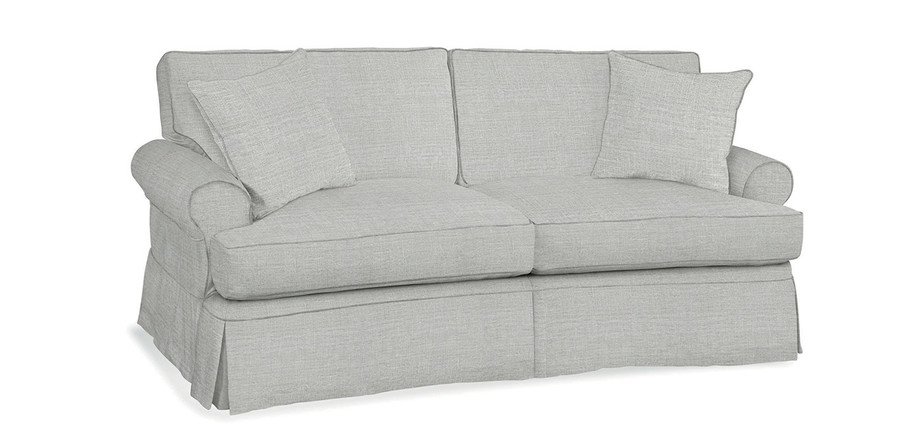Two/Two Slipcover Sofa