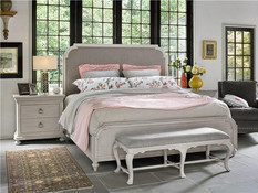 Upholstered Bedroom Set