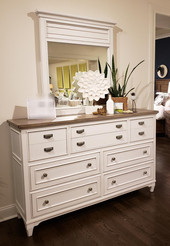 New Two Toned Dresser