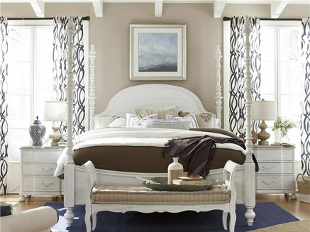 Blossom Poster Bed