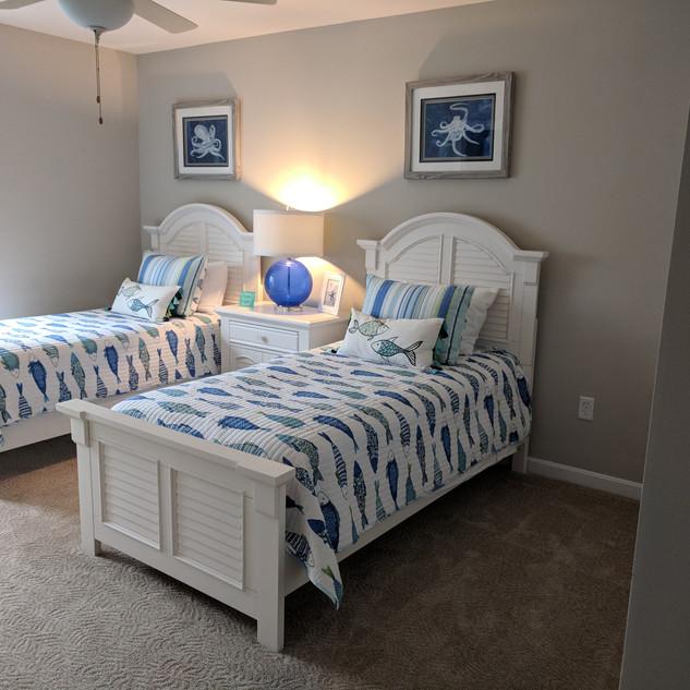 Wiczulis Twin Room