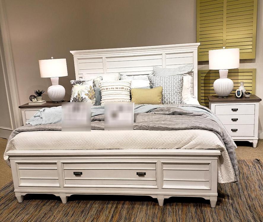 New Shutter Bed