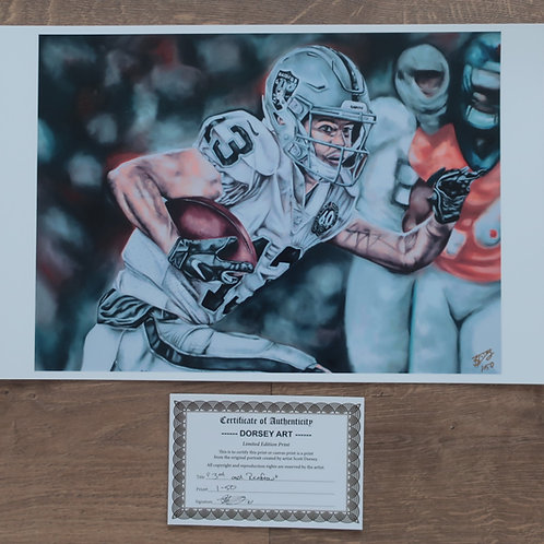 3rd and Renfrow Print