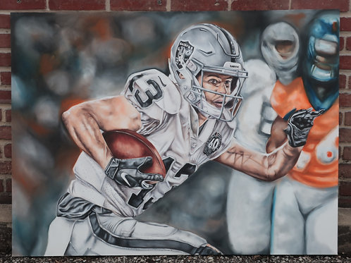 3rd and Renfrow OriginalPainting