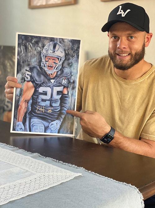 Signed Erik Harris Prints