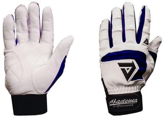 FS Navy Batting Gloves
