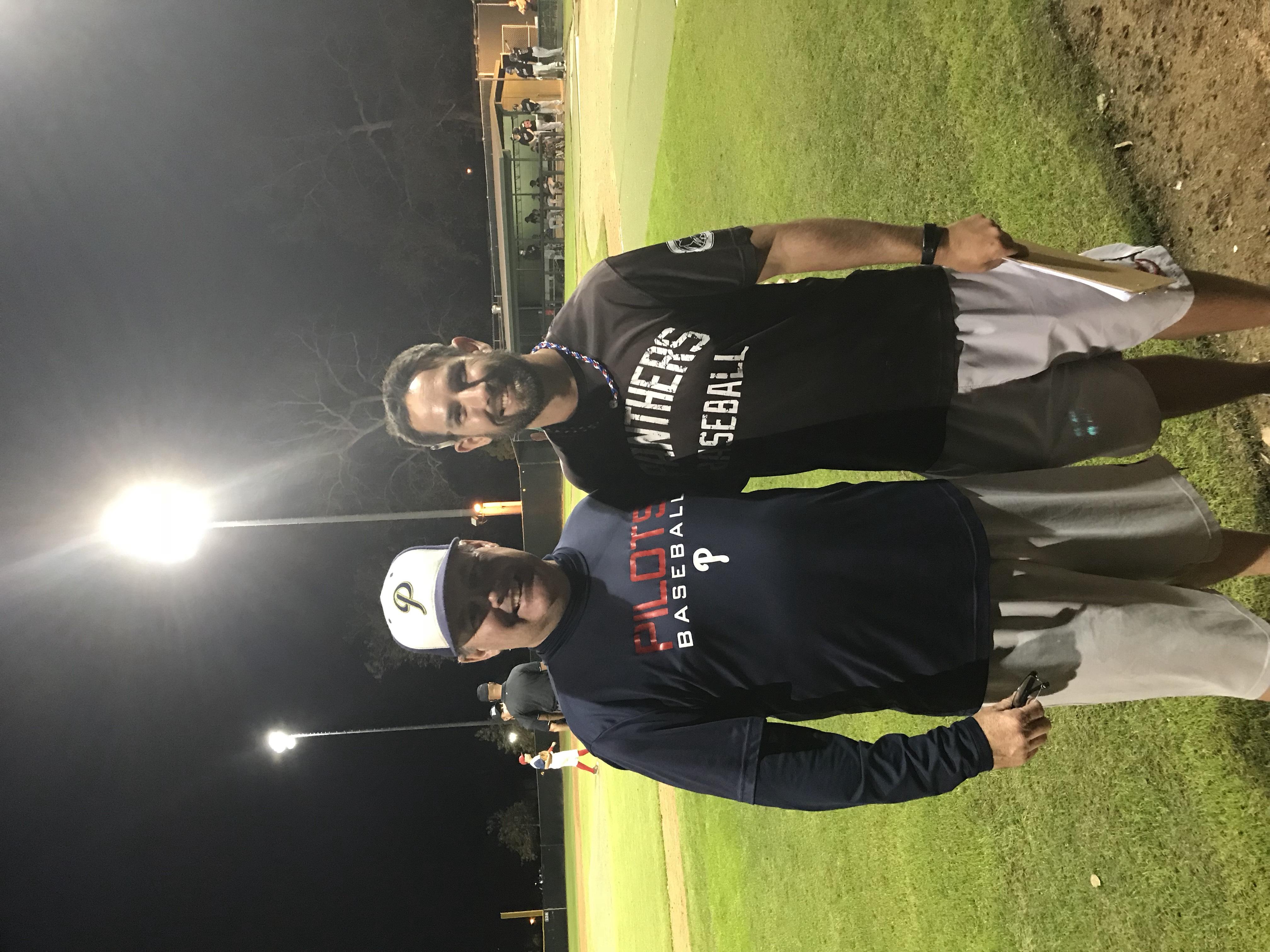 Coaches Fallon & Fox