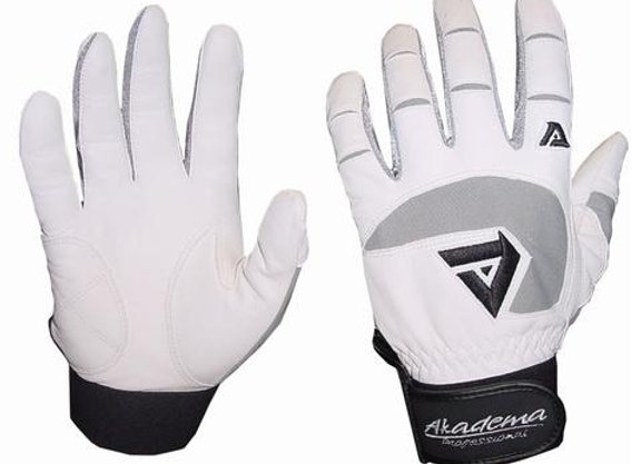 FS White Batting Gloves