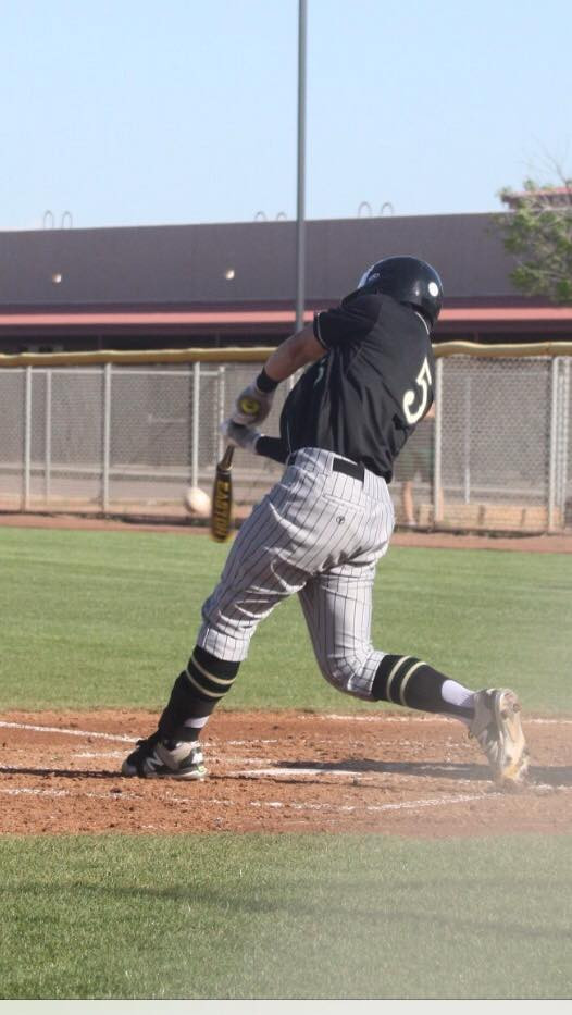 Jake Peloquin has led the Basha Bears into the top ranking in Division 1 Baseball