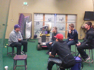 Talking with College Coaches