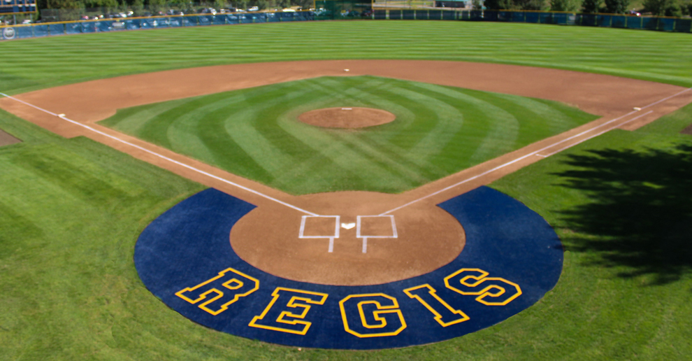 Regis_university_Baseball_field