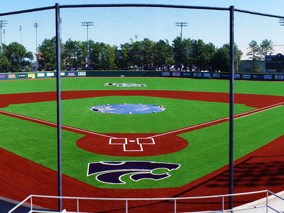 Kansas State field