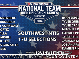USA Baseball NTIS 17u Team