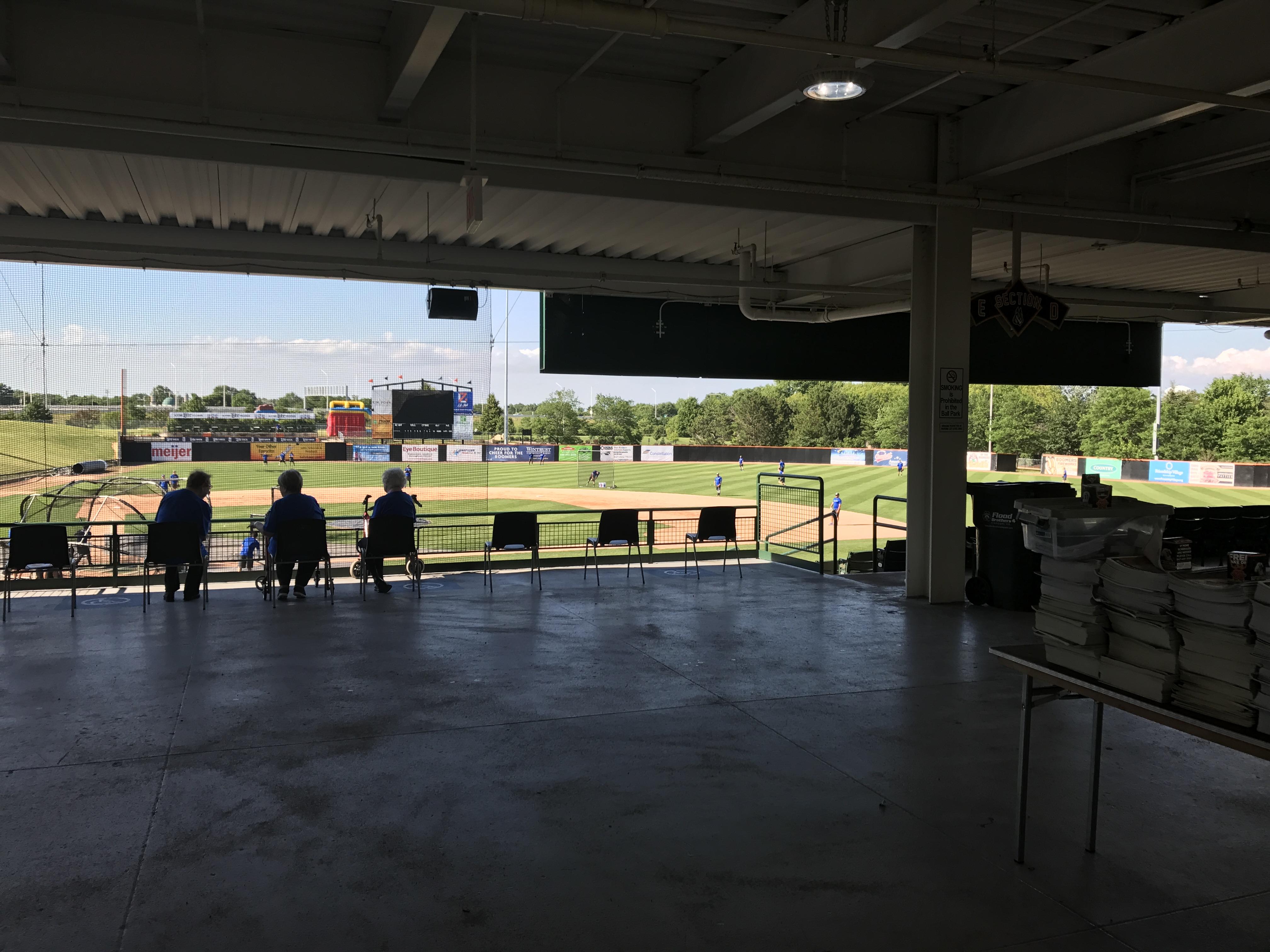 Dominican University Field