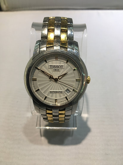 Tissot T97248351 Two-Tone Gold/Stainless Steel Men's Luxury Watch