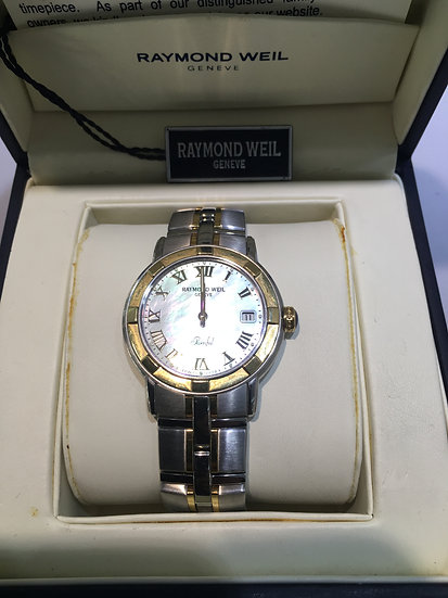 Raymond Weil 9540-STG-00307 Parsifal Two-Tone Men's Watch