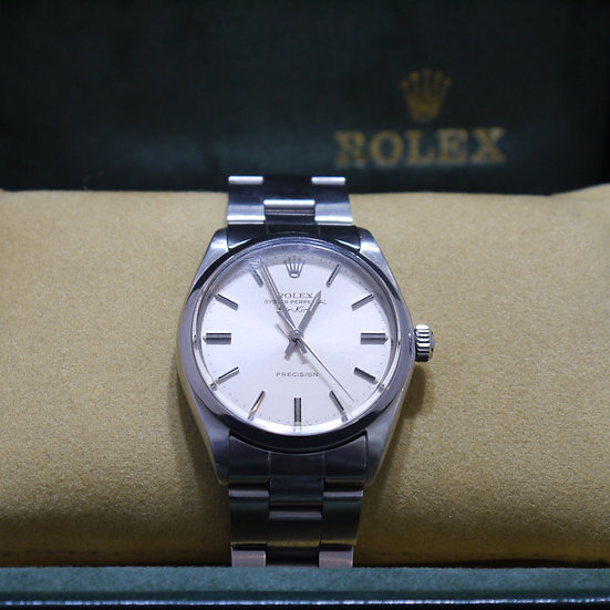 Rolex ♛ Air-King 5500 Stainless Steel Oyster Automatic
