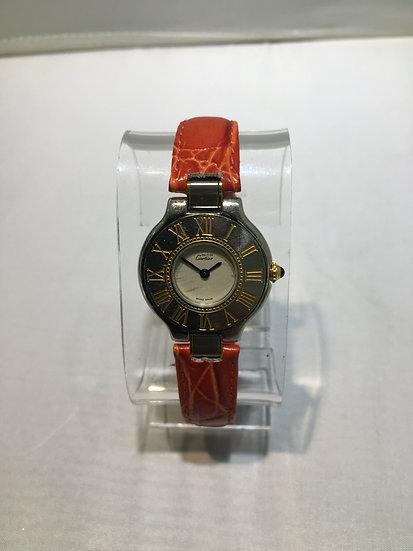 Cartier Must de Cartier 21 Luxury Watch