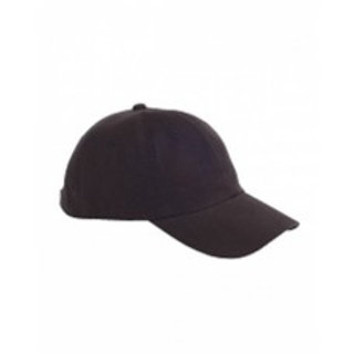 Youth Dad Hat (Black)
