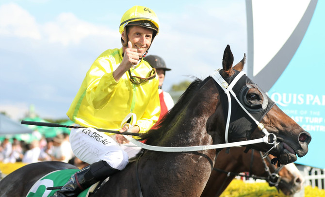 Subterranean aiming for Group 1 glory on Saturday at Eagle Farm