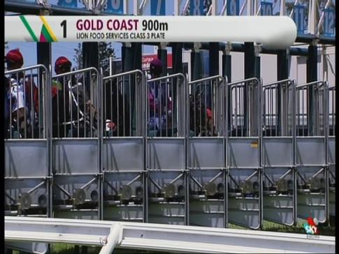Mediterranean wins Gold Coast Metro Race