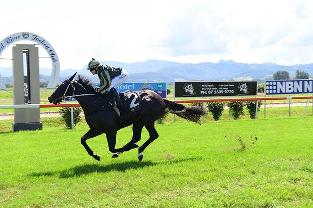 Sanglier wins at Murwillumbah - Viva Rac